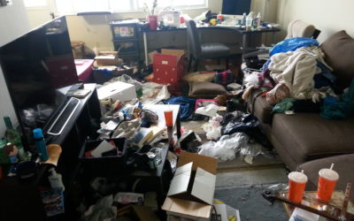 Kim's Story – A successful fight against clutter