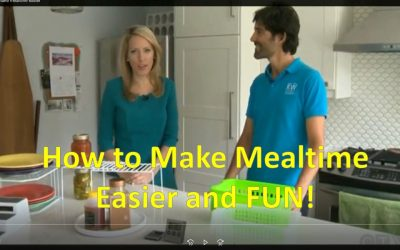 Using Tools To Make Mealtime Easier