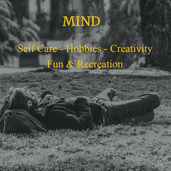 Mind - KW Professional organizers - Minimalism, selfcare, organization