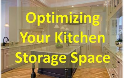 Inexpensive Solutions to Optimize Your Kitchen Storage Space.
