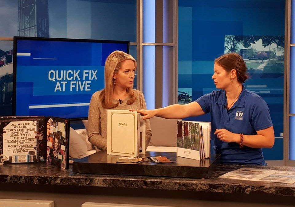 Watch Quick Fix for photos with KW Professional Organizers and CTV Kitchener – CTV News