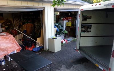 Garage Organization – From dumping ground to Relief.