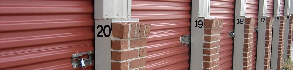 outdoor storage unit doors