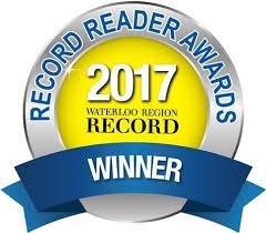Favourite Organizing Service 2017 Reader's Choice Award
