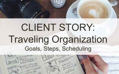 Traveling Organization